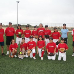 Maltese-Canadian Softball Pitcher in Gozo