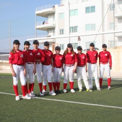 REFALO BLASTS 2 HOME RUNS IN A FINE REDCOATS WIN IN MELLIEHA