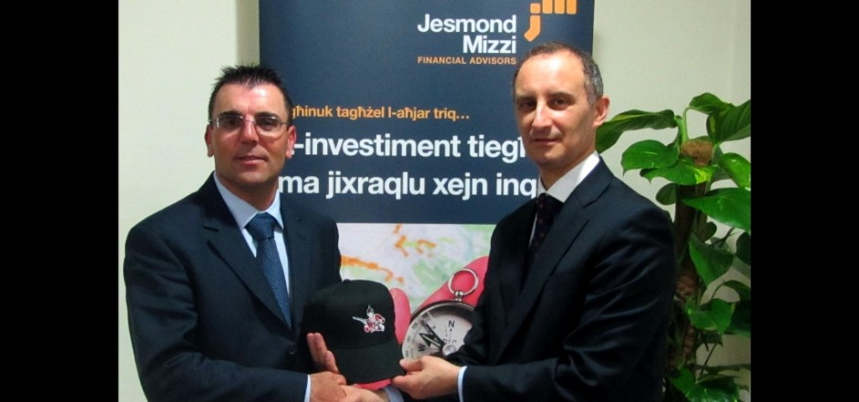 JESMOND MIZZI FINANCIAL ADVISORS SPONSORS REDCOATS