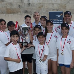 31st ATHLETICS WIN THE GOZO CUP