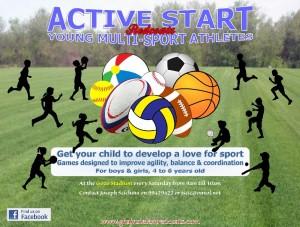 ACTIVE START @ Gozo Stadium