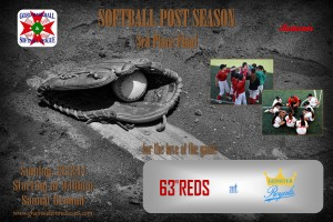 SOFTBALL POST SEASON - 3RD PLACE FINAL @ Sannat ground