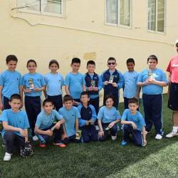 BASEBALL AT GHAJNSIELEM PRIMARY SCHOOL