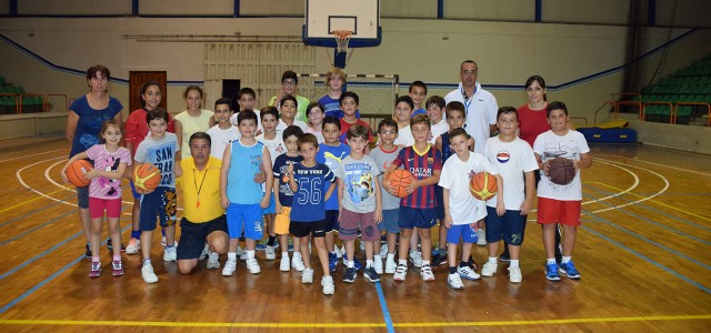BASKETBALL WEEK 1 – VERY ENCOURAGING