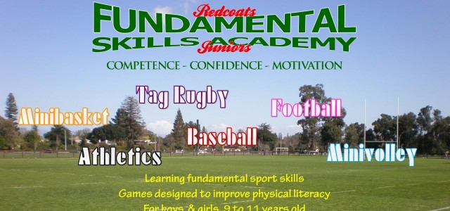 FUNDAMENTAL SKILLS ACADEMY STARTS THIS WEEK