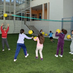 MINI-VOLLEY FOR OUR YOUNG MULTISPORT ATHLETES