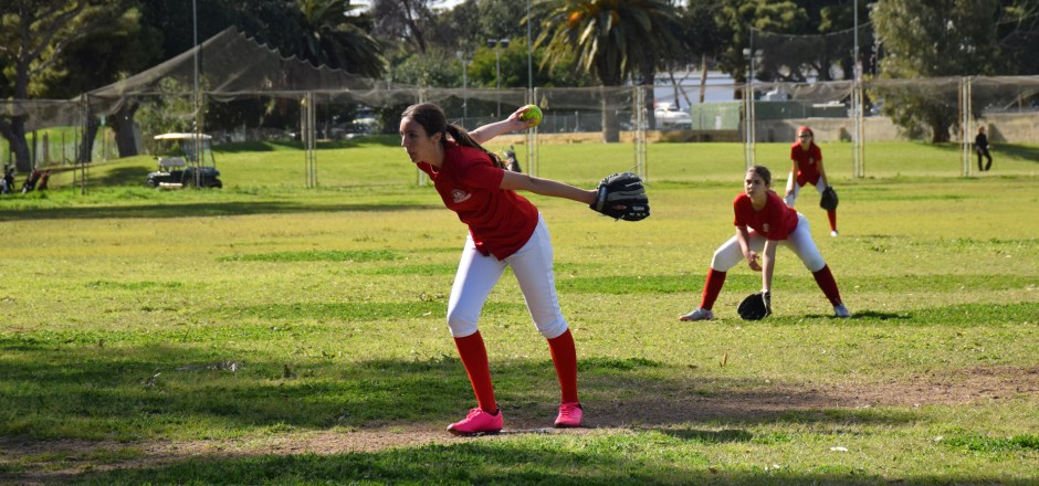 PITCHERS SHOW POTENTIAL