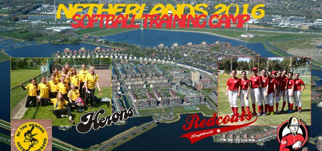 SOFTBALL TRAINING CAMP IN THE NETHERLANDS