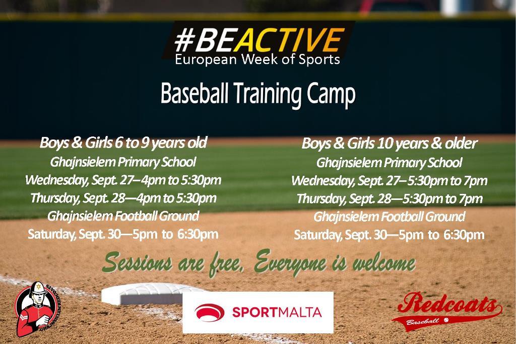 A-Baseball Training Camp ws