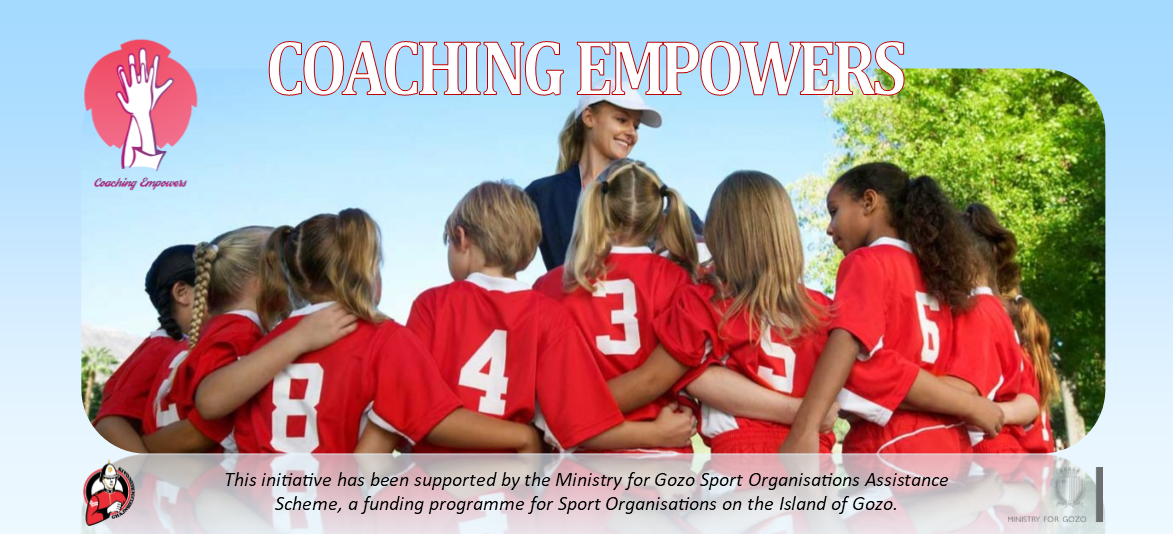 Coaching Empowers Banner