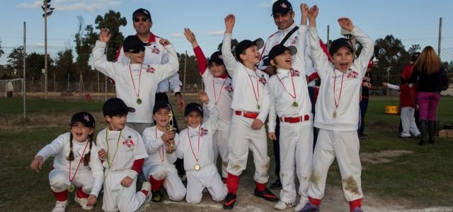 Redcoats win Tee-Ball Tournament