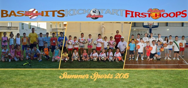 SUMMER SPORTS SESSIONS COME TO AN END
