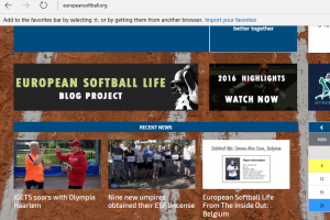 ESF WEBSITE MAY 2017 Front Page