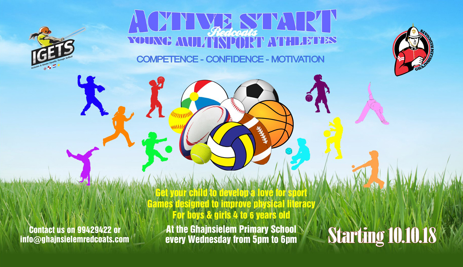 Active Start Poster