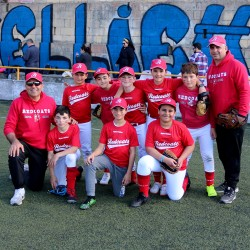 BASEBALL MINORS OUTPERFORM IN MELLIEHA