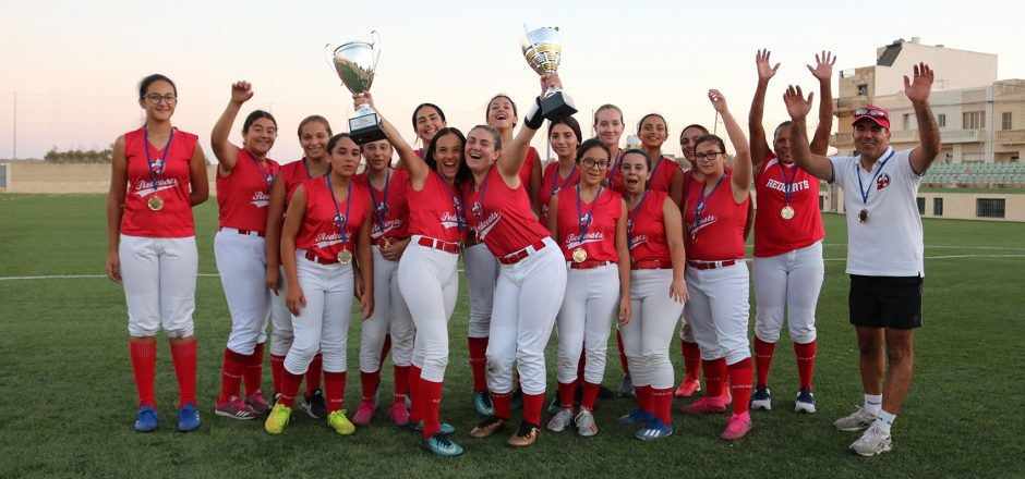 REDCOATS FASTPITCH NATIONAL CHAMPIONS 2020